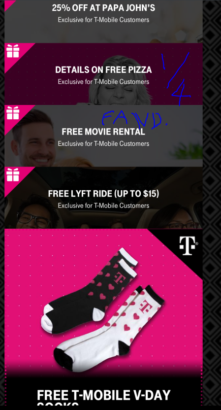 T-Mobile discount codes and coupons are so last year. Click here for private invite-only events, flash sales, and of course the best promo codes on the internet. Check Groupon First!